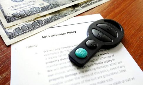 自賠責保険の保険金が減額されるケース
