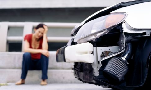 交通事故の条件付無過失責任【自動車保険】