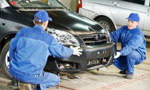 車両保険で過去の傷を便乗修理できるのか