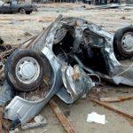 地震・噴火・津波損害は一時金特約の付帯で補償される【車両保険】