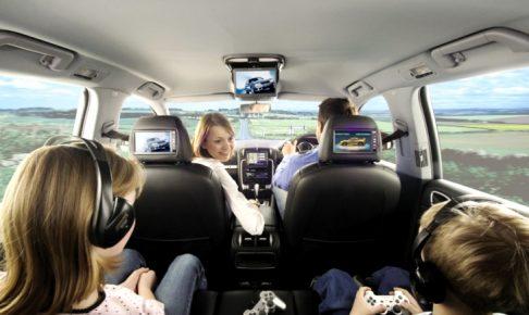 自動車保険-同居の親族の補償範囲