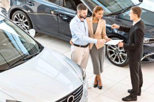 新車の再購入費用を補償する車両新価特約