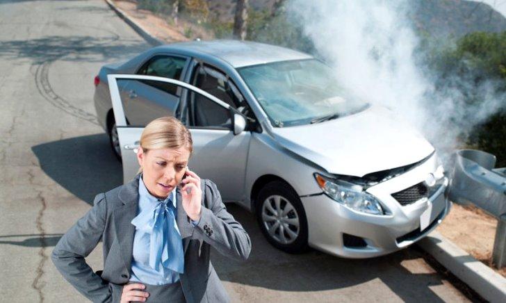 交通事故を起こした時の保険会社への連絡方法