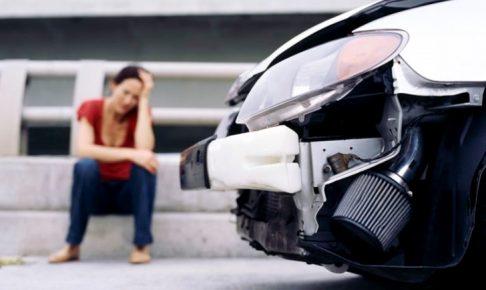 駐車場でぶつけられて当て逃げにあったときの車両保険
