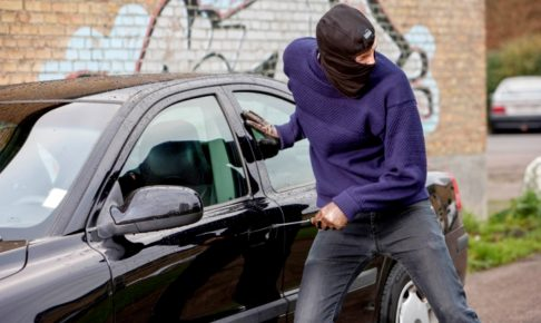 車が盗難に遭った時の車両保険【盗難件数ワースト】