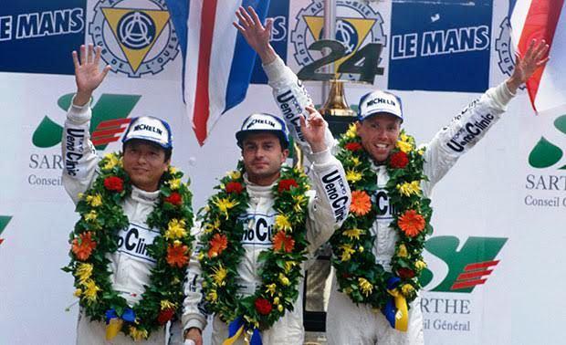 F1モナコグランプリで優勝した唯一の日本人ドライバー