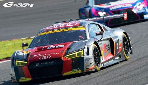 国内のカーレースで一番人気があるスーパーGTを観戦