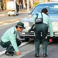 駐車違反ステッカーが貼られたときの反則金と点数が加算されない方法