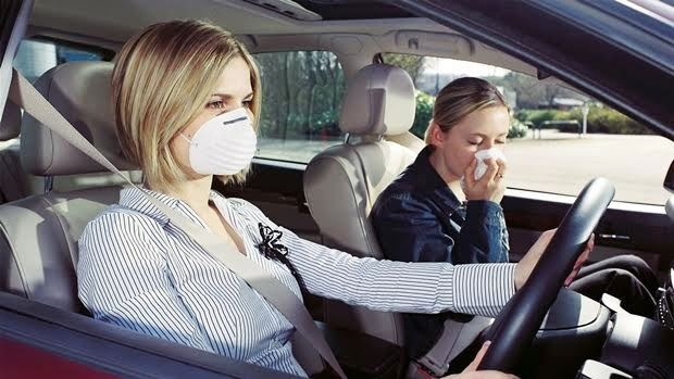 中古車を購入したら車内の臭いが凄いので消臭・除去したい