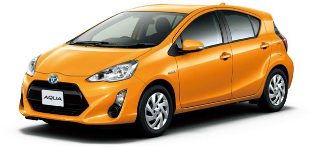 トヨタ アクアの車買取査定&下取り相場はいくらで売れるのか