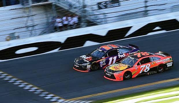 全米が注目するレース NASCARとは