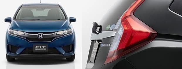 ホンダ新型フィット2016年秋にマイナーチェンジか【低燃費】