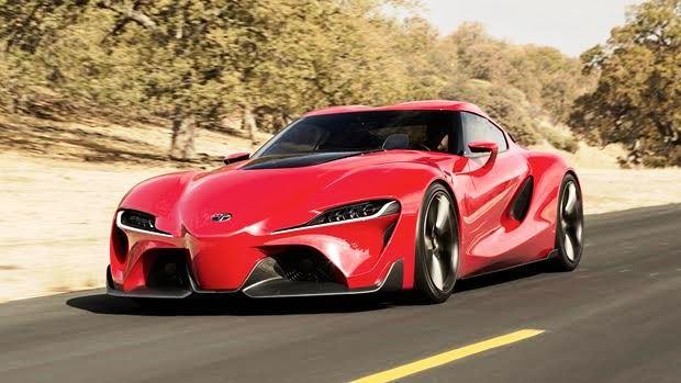 新型 トヨタ スープラ モデルチェンジで2017~18年に発売か