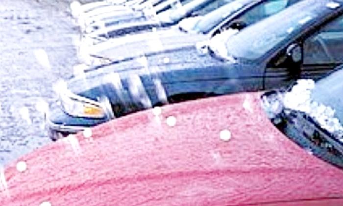 雹(ひょう)の凹み被害で自動車保険を使うときに知っておいた方がいいこと