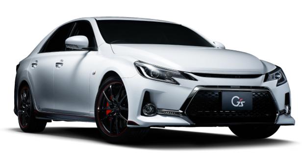 トヨタ新型マークX 2016年11月発売でマイナーチェンジ