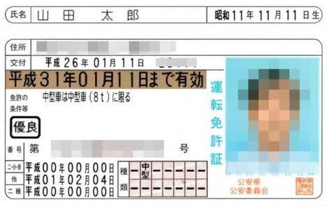 運転免許証がゴールドになるための条件・方法【メリット・特典】
