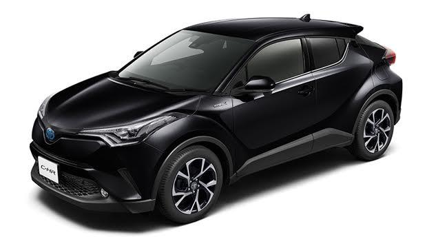 トヨタ 新型 C-HR 2016年11月予約開始で12月から発売開始か