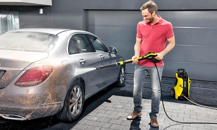 高圧洗浄機で洗車する方法・注意点・おすすめ