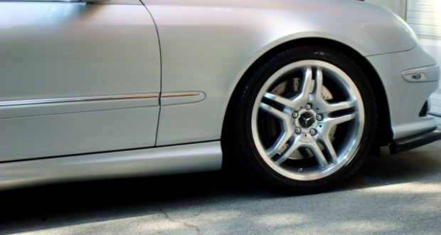 保安基準を満たす車高(最低地上高)は何cmなのか【測り方・車検】